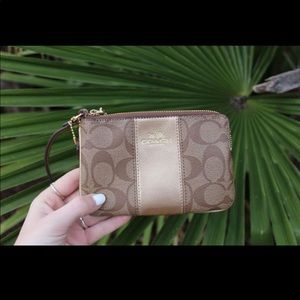 Coach wristlet / wallet